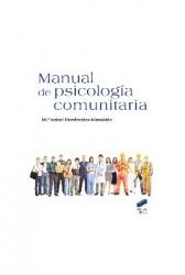 Manual de psicología comuitaria