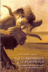 De lo dionisiaco a lo demoniaco