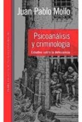 Psicoanálisis y criminología