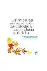 Estrategias de intervención psicológica en la conducta suicida
