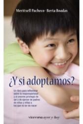 ¿Y si adoptamos?