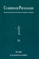Cuadernos de psicoanálisis 36