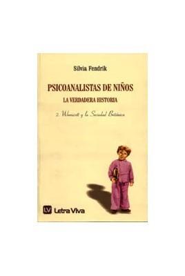 Psicoanalistas de niños. Vol 2