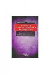 Manual de clínica y terapéutica en Psiquiatría