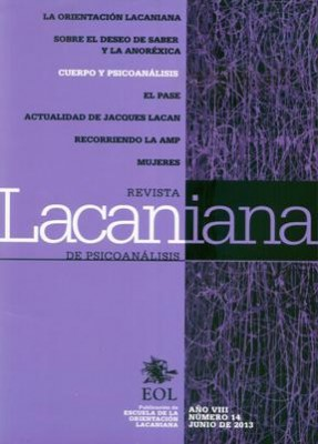 REVISTA LACANIANA 14