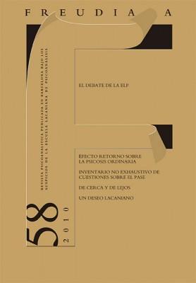 REVISTA FREUDIANA 58