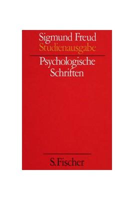 Band 4: Psychologische Schriften