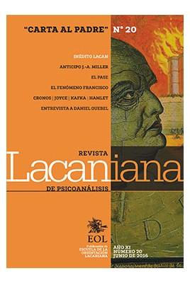 Revista Lacaniana, 20.