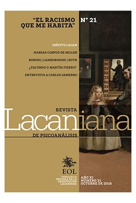 Revista Lacaniana 21