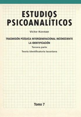 Estudios psicoanalíticos Tomo 7