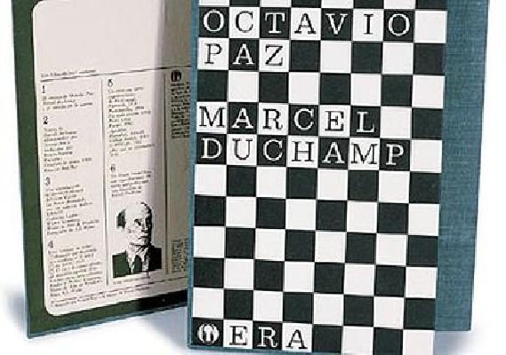 Libro-Maleta Octavio Paz Marcel Duchamp