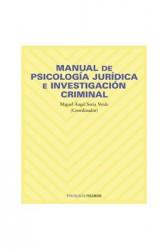 Manual de psicología jurídica e investigación criminal
