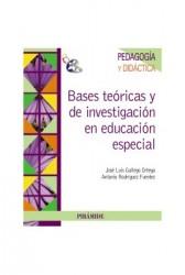 Bases teóricas y de investigación en educación especial