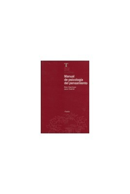 Manual de psicología del pensamiento