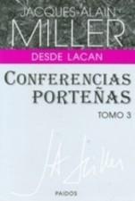 Conferencias porteñas. Tomo 3