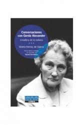 Conversaciones con Gerda Alexander (creadora de la eutonía