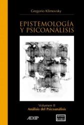 Epistemología y psicoanálisis. Vol 2