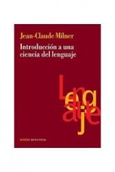 Introducción a una ciencia del lenguaje
