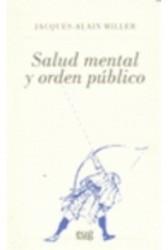 Salud mental y orden público