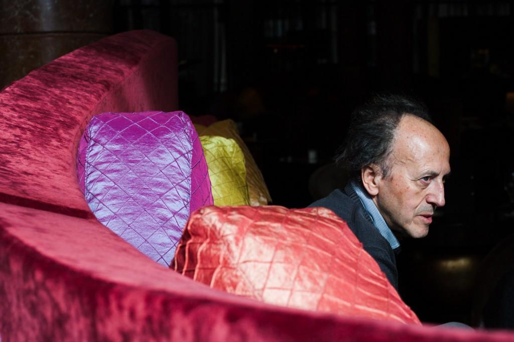Fernando Colina, psiquiatra. Entrevista realizada en Casa Fuster. Autor de las fotografías: Albert Roig.