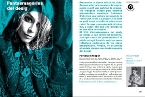 Fantasmagories del desig VI @ Filmoteca de Catalunya